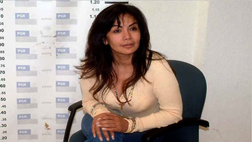 Top Mexican 'drug queen' Sandra Avila extradited to the US