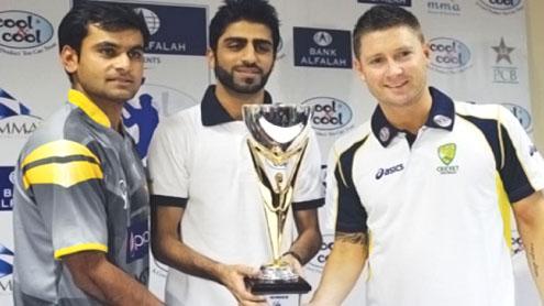 Pakistan, Australia seek revival in UAE