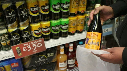 Plans to outlaw cheap alcohol will backfire, says watchdog