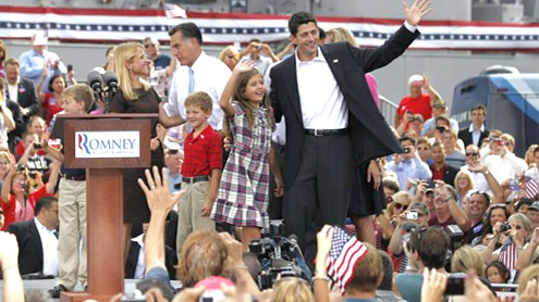 Republican Voters React to Paul Ryan Pick