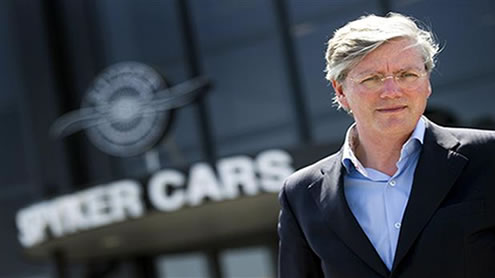 Saab, Spyker file $3bn claim against GM