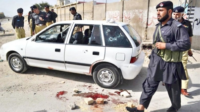 Session judge among three dead in Quetta firing