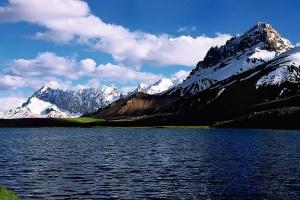 Shimshal Lake 1