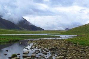 Shimshal Lake 3