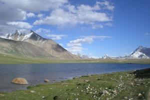 Shimshal Lake 4