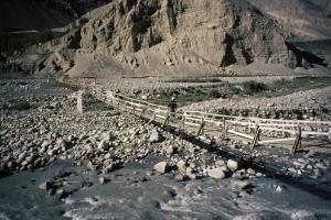 Shimshal river