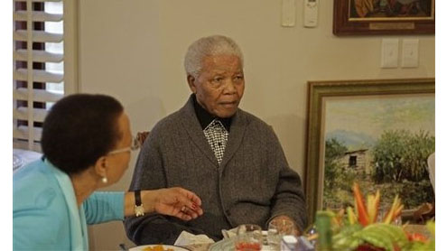 South Africa marks 50 years of Nelson Mandela's arrest