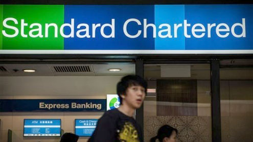 Standard Chartered rejects Iran trade claims