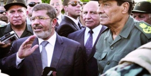 Tantawi's sack strengthens Mursi