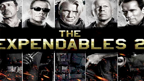 The Expendables 2 – review