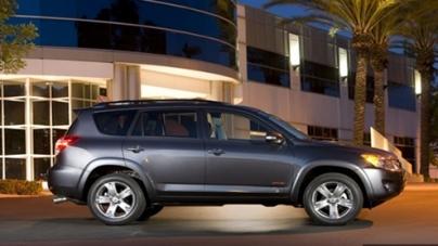 Toyota announces recall of 760000 Rav4 SUVs