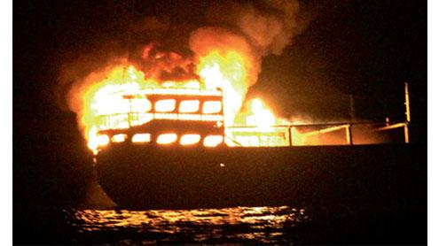 US Navy rescues Iran sailors, again