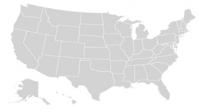 What we think about the 50 states — in 1 map