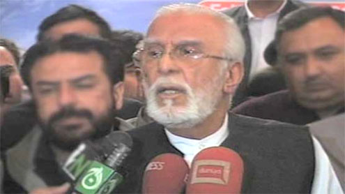 Zulfiqar Khosa resigns from party post