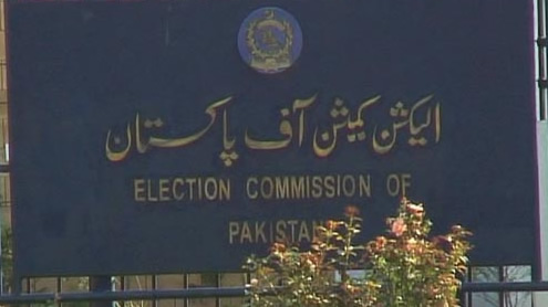 The Election Commission of Pakistan