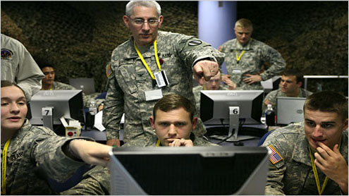 Pentagon proposes more robust role for its cyber-specialists