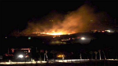 25 Turkish soldiers die in blast