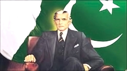 64th death anniversary of Quaid-e-Azam today