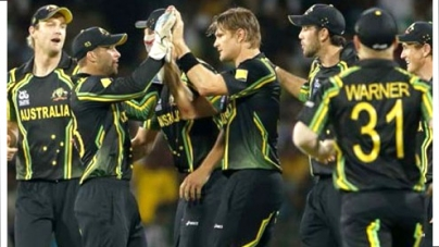 Aussie openers blow India away