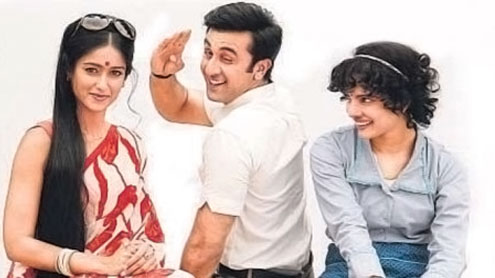 'Barfi!' is India's official entry for the Oscars
