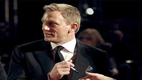 Daniel Craig: I didn't plan Bond