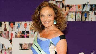 Diane von Furstenberg: I was a has been