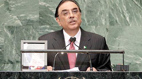 Do not ask Pakistan to do more on terror: Zardari