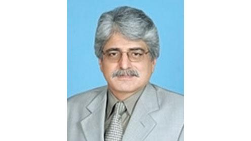 Dr Salman Shah