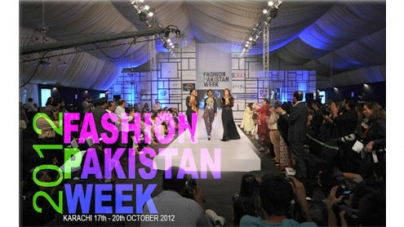 Fashion Pakistan Week 4 to be held in Oct