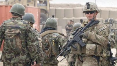 Four NATO troops shot dead in 'rogue' attack