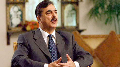 Gilani tells son to appear before court