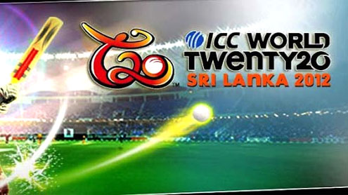 ICC T20 Cricket WorldCup 2012 Fixtures