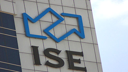 ISE sheds 25.23 points