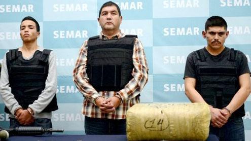 Mexico captures Zetas drug lord Ivan Velazquez Caballero