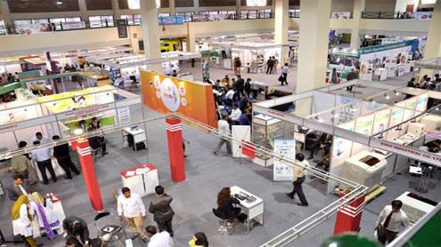Karachi Expo Centre exhibition