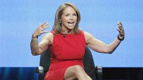 Katie Couric crushes rivals in talk show debut