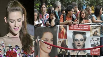 Kristen Stewart steals limelight as Toronto film fest opens