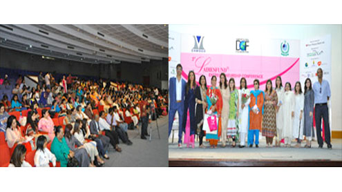 LADIESFUND entrepreneurship conference enthralls audience