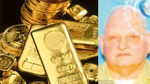Man Dies With Worth $7 Million Gold Bars In His Home