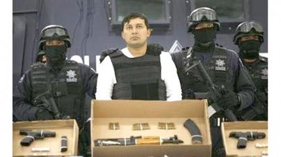 Mexico extradites senior Zetas drug cartel member to U.S