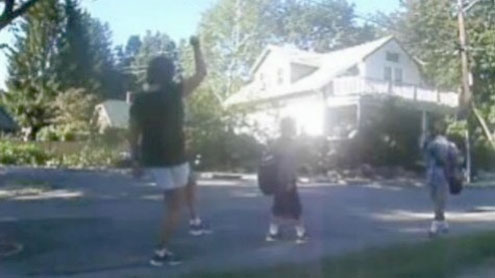 Mom's Back to School 'Happy Dance' Goes Viral