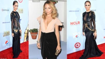 Taking the plunge; Nicole Richie goes bold