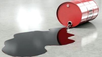 Oil down in Asia