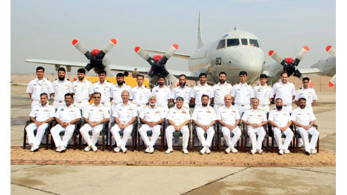 PN inducts P3C maritime patrol aircraft in its aviation fleet