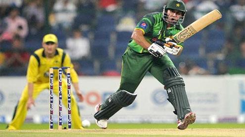 Jamshed stars as Pakistan beat Australia in 2nd ODI