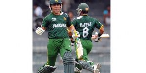 T20 warm-up: Pakistan beat India by 5 wickets