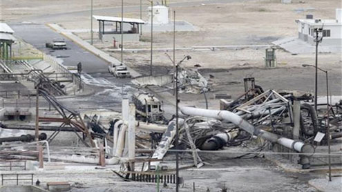 Mexico probes Pemex gas plant explosion which killed 26