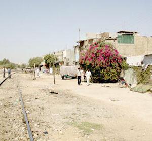 Railway okays regularisation of illegal katchi abadi
