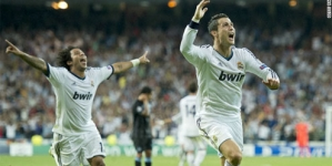 Real Madrid stun Man City with last-minute Ronaldo goal