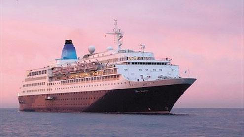 Saga reassures customers over newest vessel
